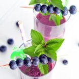 apple berry smoothie