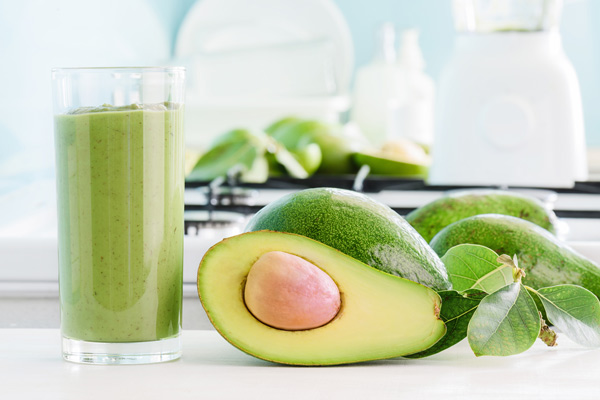 ingredients for anti-aging smoothies