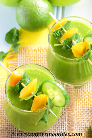 apple mango smoothie for weight loss