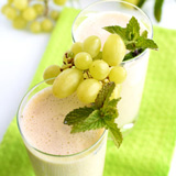 grape pineapple smoothie