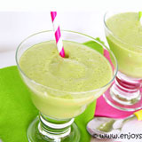 mango green smoothies