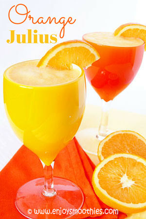 Orange Julius Smoothie