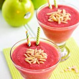 apple crisp smoothie